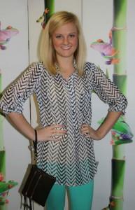 Model: Haley Lewis