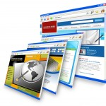 Technology Internet Websites Standing